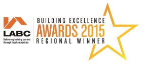 LABC - Building Excellence Awards 2015 - Regional Winner